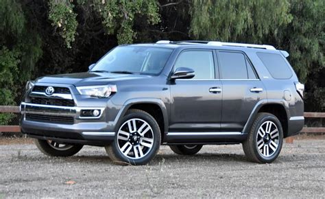 2017 toyota 4runner limited the spousal report 2017 toyota 4runner review ny daily news