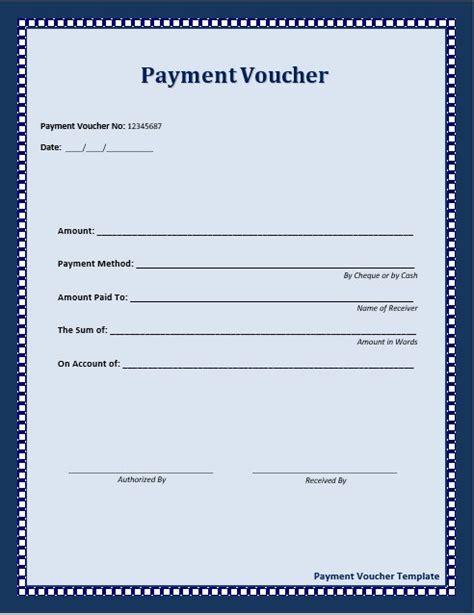 accounts payable voucher template 10 free sle payment voucher templates printable sles