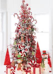 Christmas Decorating Themes christmas decoration candy cane theme gallery for home