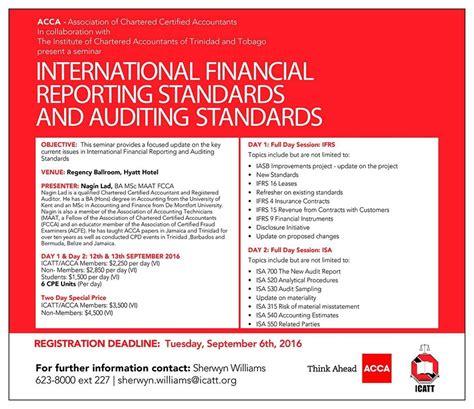 International Financial Reporting Standards international financial reporting standards and auditing standards id 18547