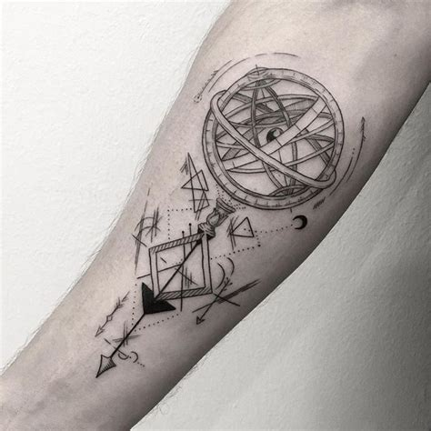 caduceus armillary sphere best tattoo design ideas best 25 underarm ideas on