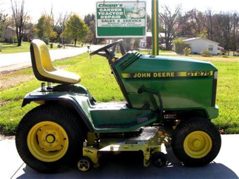 Used Garden Tractor by Chupp S Garden Tractor Repair