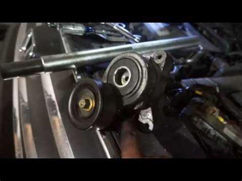 Tensioner Fanbelt Crv Accord Dan Civic honda accord belt tensioner repair doovi