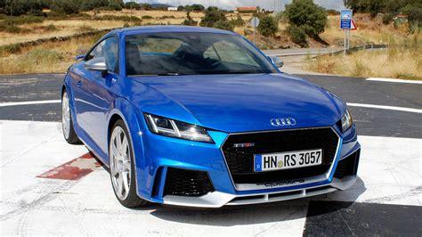 Audi Tt Rs Motor Probleme by Drive 2017 Audi Tt Rs