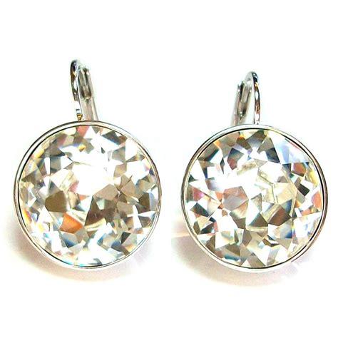 swarovski earrings pastal names