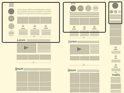 mockup design brief mockup responsive web design and design on pinterest