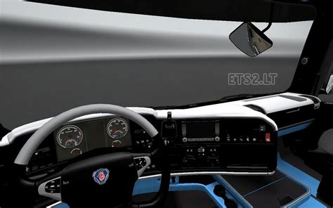 scania vrachtwagen interieur scania interior ets 2 mods