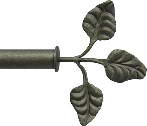 drapery rods and finials iron finials for 3 4 quot 1 quot rods ona drapery hardware