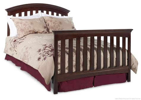 Delta Crib Conversion To Size Bed by Bentley 4 In 1 Crib Delta Children S Products