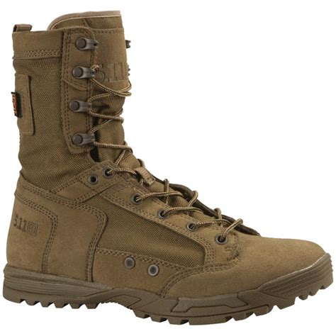 coyote boots 5 11 tactical skyweight rapiddry coyote boot
