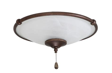 Ceiling Fan With Light Fixture by Emerson Lk53gbz Gilded Bronze 3 Light Low Profile
