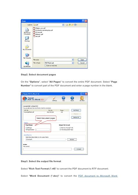 convert pdf to word how to adobe how to convert adobe pdf to microsoft word