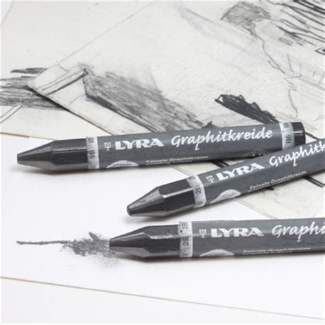 lyra sketchbook review lyra solid graphite crayon the shop