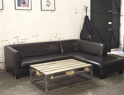 Table Basse Palette Industrielle Vintage 4177 by 7 Id 233 Es D 233 Co De Mobilier Avec Des Palettes