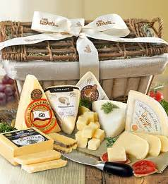 cheese gift basket premium american handcrafted cheese gift basket