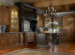Quality Bath Vanities Alder Custom Kitchen Cabinetry Offers Rich Rustic Looks