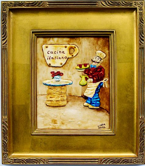 kitchen paintings italian coffee chef paintings for sale coffee art