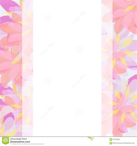 post card template event background vector background template wedding or birthday invitation