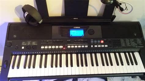 Keyboard Bekas Yamaha Psr E443 yamaha psr e443 image 834369 audiofanzine