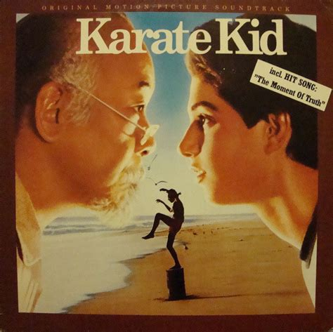 theme songs from karate kid various karate kid original motion picture soundtrack