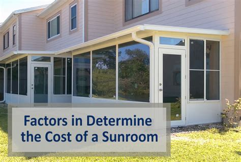 cost of sunroom cost of a sunroom dulando screen awning