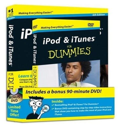 itunes books how to get out of the friend zone three ipod itunes for dummies dvd book bundle for dummies