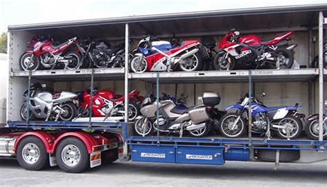 Motorrad Transport Transporter by Bikes Only Specialists In Motorcycle Shipping And Transport