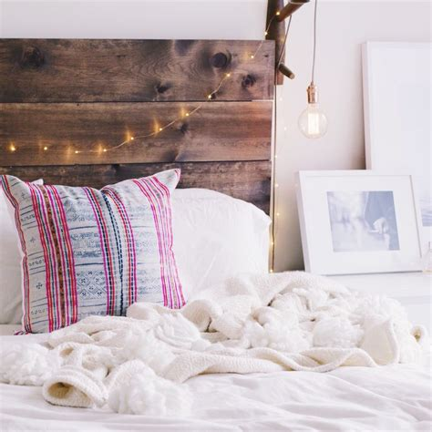 White Backboard For Bed 17 Best Ideas About Bed Backboard On Rustic