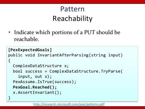 net tryparse pattern next generation developer testing parameterized testing