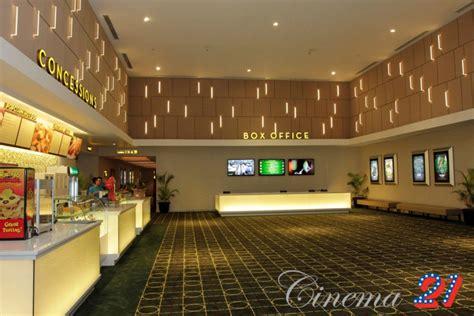 cinema 21 grage mall daftar harga tiket bioskop 21 terbaru juli 2017 info