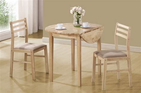 natural wood dining room sets small round kitchen dining room table and chairs drop leaf