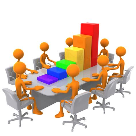meeting clipart meeting clipart free stock photo 3d bar graph meeting