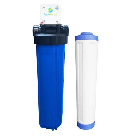 aquahouse nsws xl water softener alternative system