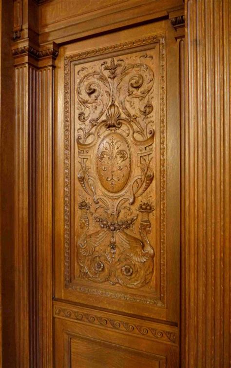 Main Door Flower Designs | classical house main gate wooden room door designs flat