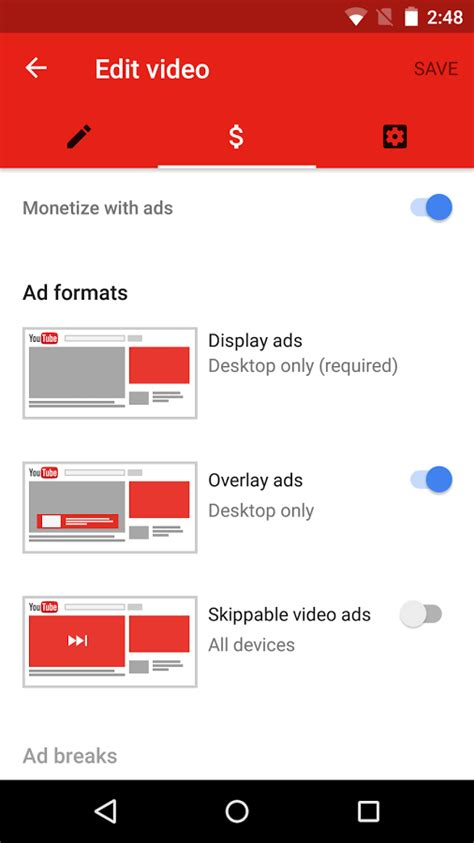 download youtube creator studio youtube creator studio 187 apk thing android apps free