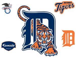 Yankees Bedding Detroit Tigers Logo Fathead Mlb Wall Graphic