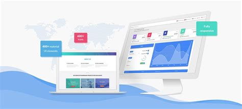 yii2 bootstrap interface tutorial material design for bootstrap 4 the most popular free