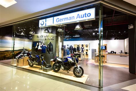 Bmw Store Motorrad pop up store bmw motorrad studio pertama di bangkok