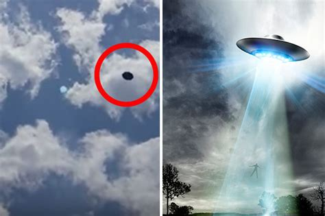 Alien news: UFO video of 'spacecraft flying over Mexico