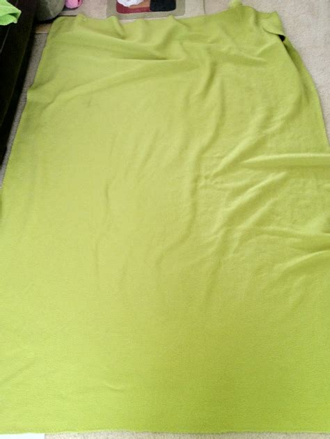 diy no sew bed or floor pillow tips n giggles