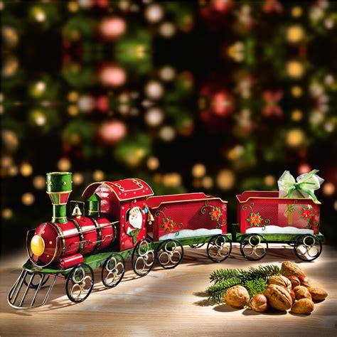 nostalgic christmas train