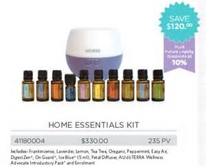 home essentials doterra home essentials kit pictures to pin on