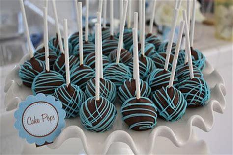 Cake Pops Baby Boy Shower by Baby Shower Cake Pops Baby Shower Decoration Ideas