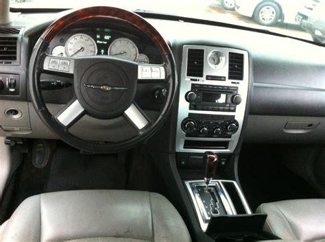 2006 Chrysler 300c Interior 2006 chrysler 300c srt 8 interior pictures cargurus