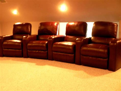 media couch media room chairs decoration news