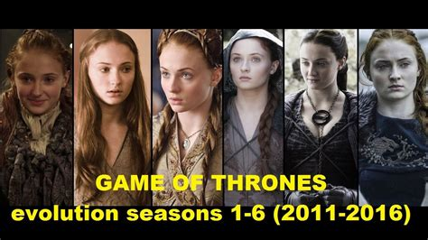 cast of game of thrones before and after game of thrones before and after 2011 2016 youtube