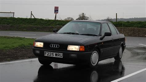 Audi 80 Motor by Audi 80 1 8 S Retro Road Test Motoring Research