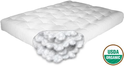 organic futon mattress organic cotton mattress