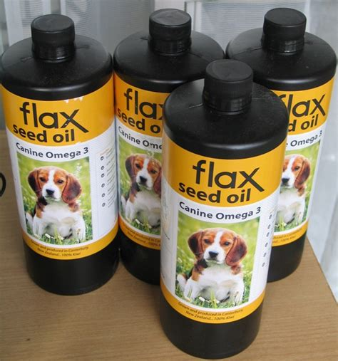 flaxseed for dogs nz azzaro gordon setters levin new zealand