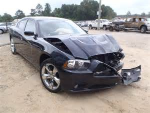 wrecked 2011 dodge charger for sale in al eight mile